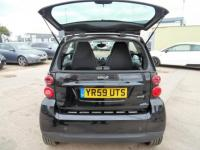 USED 2009 59 SMART FORTWO 1.0 Passion 2dr FULL SERVICE HISTORY- PAN ROOF