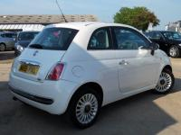 USED 2009 59 FIAT 500 1.2 Lounge 3dr £30 ROAD TAX- F/S/H- 2 OWNERS