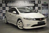 2010 HONDA CIVIC 2.0 I-VTEC TYPE-R CHAMPIONSHIP WHITE 3d 198 BHP £6995.00