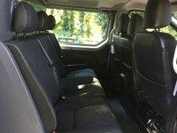 USED 2015 65 VAUXHALL VIVARO 1.6 2900 L2H1 CDTI DCB SPORTIVE 1d 118 BHP LWB CREW CAB LONG WHEELBASE, CREW CAB, 6 SEATS,
