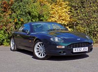 USED 1997 R ASTON MARTIN DB7 3.2 VANTAGE 2d AUTO 336 BHP SUPERB COLOUR COMBO 2 OWNERS