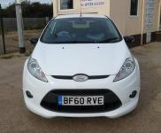 USED 2011 60 FORD FIESTA 1.6 Zetec S 3dr FULL SERVICE HISTORY-PARK AID