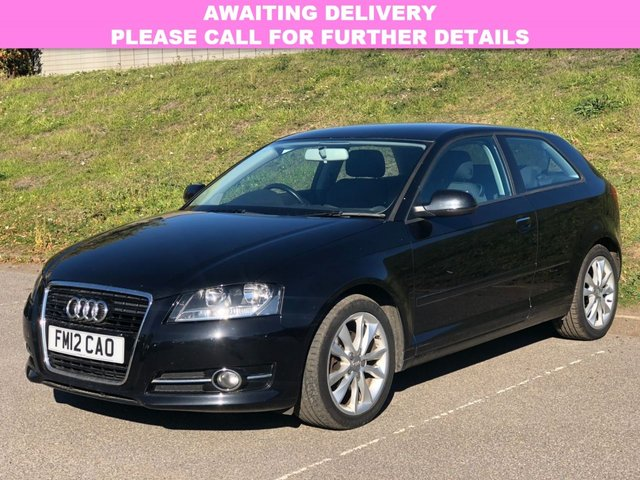 View our 2012 12 AUDI A3 2.0 TDI SPORT 3d 138 BHP