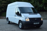 USED 2014 14 FORD TRANSIT 2.2 350 H/R