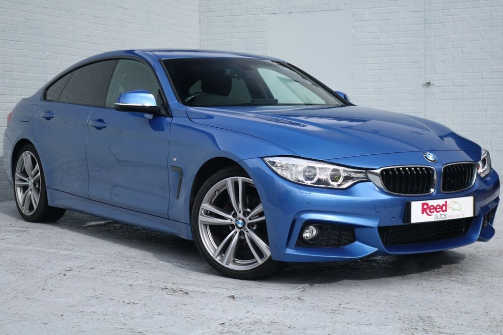 2015 65 BMW 4 SERIES 2.0 418D M SPORT GRAN COUPE 4d AUTO 148 BHP
