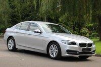 2016 BMW 5 SERIES 2.0 520D SE 4d AUTO 188 BHP