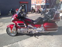 2003 HONDA GL 1800 Goldwing Tourer £8499.00
