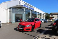 2014 MERCEDES-BENZ A CLASS A180 CDI BLUEEFFICIENCY AMG SPORT AUTO 5d £13985.00