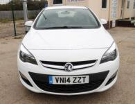 USED 2014 14 VAUXHALL ASTRA 1.7 CDTi ecoFLEX 16v Design (s/s) 5dr 1 OWNER + FREE ROAD TAX