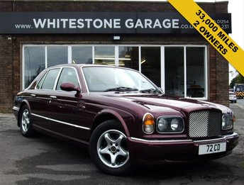1999 BENTLEY ARNAGE 4.4 V8 4d AUTO 349 BHP £19995.00