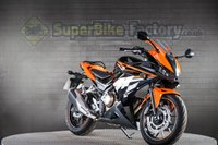 USED 2017 17 HONDA CBR500 RA-G  GOOD & BAD CREDIT ACCEPTED, OVER 500+ BIKES IN STOCK