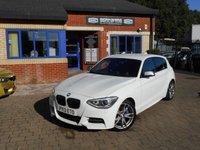 USED 2013 13 BMW 1 SERIES 3.0 M135I 5d AUTO 316 BHP