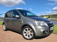 2007 FIAT PANDA 1.4 100HP 5d 99 BHP £2995.00