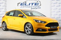 USED 2015 65 FORD FOCUS 2.0 ST-2 5d 247 BHP BIG SPEC / FULL HISTORY / BLISS/ ACTIVE CITY STOP / HEATED STEERING WHEEL / NAV / REAR VIEW CAMERA!!