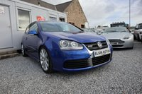 USED 2009 58 VOLKSWAGEN GOLF R32 4 Motion 3.2 V6 3dr ( 250 bhp ) Lovely Example with FSH Best Colour with Top Spec