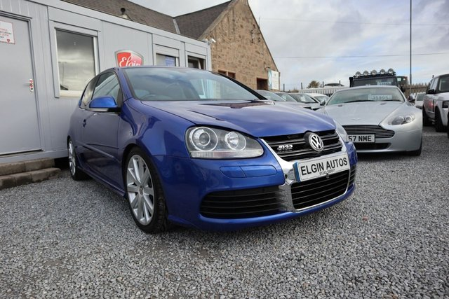 2009 58 VOLKSWAGEN GOLF R32 4 Motion 3.2 V6 3dr ( 250 bhp )