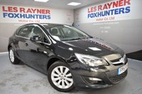 USED 2015 15 VAUXHALL ASTRA 1.6 TECH LINE CDTI ECOFLEX S/S 5d 108 BHP Free Road Tax, Sat Nav, DAB Radio, Bluetooth, 1 Owner