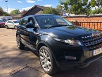 2015 LAND ROVER RANGE ROVER EVOQUE 2.2 ED4 PURE 5dr 150 BHP £14900.00
