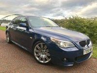 2005 BMW 5 SERIES 3.0 535D M SPORT 4d 269 BHP £5990.00