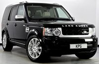 USED 2012 62 LAND ROVER DISCOVERY 4 3.0 SD V6 HSE Luxury 5dr Auto [8] Rear DVD's, Digital TV, Camera