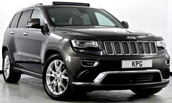 2014 JEEP GRAND CHEROKEE 3.0 CRD Summit 4x4 5dr Auto £23995.00