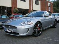 USED 2010 10 JAGUAR XK 5.0 XK PORTFOLIO 2d AUTO 385 BHP