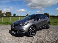 USED 2016 66 RENAULT CAPTUR 0.9 DYNAMIQUE S NAV TCE 5d 90 BHP RENAULT WARRANTY REMAINING UNTIL SEPTEMBER 2019