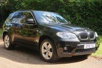 2010 BMW X5 3.0 XDRIVE30D M SPORT 5d AUTO 232 BHP £12000.00
