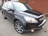 USED 2008 08 HONDA CR-V 2.2 I-CTDI EX 5d 139 BHP Extra Spec Car