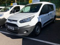 2015 FORD TRANSIT CONNECT 1.6 230 DCB 1d 94 BHP £8295.00