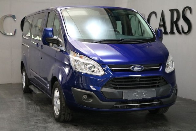9caec092aa Used Ford Tourneo Custom vans in Stockport from CC Cars Limited