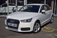 USED 2015 65 AUDI A1 1.6 TDI SPORT 3d 114 BHP FINANCE TODAY WITH NO DEPOSIT