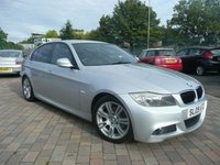 2009 BMW 3 SERIES 2.0 318D M SPORT 4d AUTO 141 BHP £SOLD