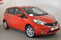 USED 2015 15 NISSAN NOTE 1.5 DCI ACENTA 5d 90 BHP *STYLE PACK* CHEAP TAX + SERVICE HISTORY + PART EX TO CLEAR