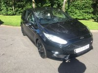 USED 2013 13 FORD FIESTA 1.6 ST-2 3d 180 BHP Beautiful Fast Ford With A Mountune Upgrade That Makes All The Difference.