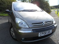 2008 CITROEN XSARA PICASSO 1.6 PICASSO DESIRE 16V 5d 108 BHP ** YES ONLY 30,139 MILES FROM NEW , 1 PREVIOUS OWNER ** £2695.00