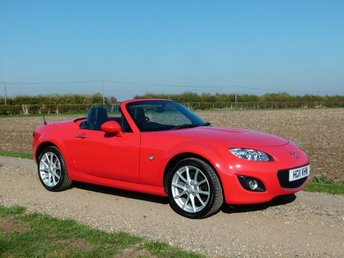 2011 MAZDA MX-5 2.0 I ROADSTER POWERSHIFT 2d AUTO 158 BHP £10495.00