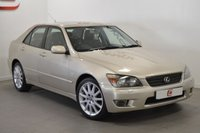 USED 2005 54 LEXUS IS 2.0 200 SE 4d AUTO 153 BHP ONLY 31K MILES BY 1 PRIVATE OWNER **BEST AVAILABLE**