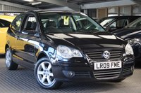USED 2009 09 VOLKSWAGEN POLO 1.4 MATCH 3d 79 BHP