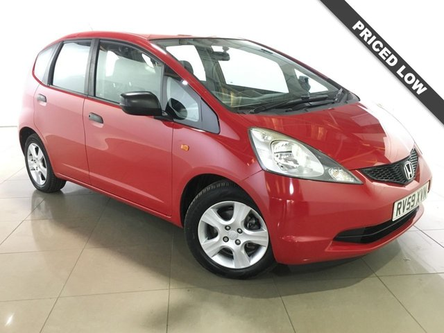 View our 2010 59 HONDA JAZZ 1.2 I-VTEC SE 5d 89 BHP