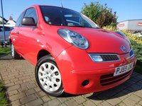 USED 2010 59 NISSAN MICRA 1.2 VISIA 3d 80 BHP **Ideal 1st Car Full Service History 7 Services 12 Months Mot**