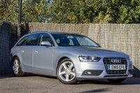 2015 AUDI A4 2.0 AVANT TDI SE TECHNIK 5d 134 BHP £12750.00