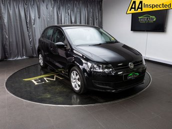 2009 VOLKSWAGEN POLO 1.6 SE TDI 5d 74 BHP £4300.00