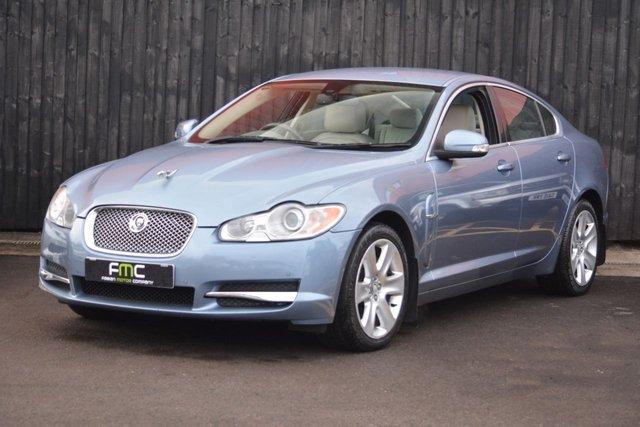 2008 08 JAGUAR XF XF 2.7TD Auto Premium Luxury