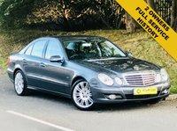 2009 MERCEDES-BENZ E CLASS 3.0 E320 CDI SPORT 4d AUTO 222 BHP £6500.00