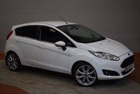 2013 FORD FIESTA 1.6 TITANIUM X TDCI 5d 94 BHP £7495.00