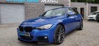 USED 2015 65 BMW 3 SERIES 2.0 320D XDRIVE M SPORT 4d 188 BHP VRT PRICE FOR REPUBLIC OF IRELAND €3,937