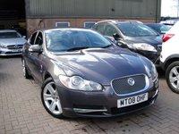 2008 JAGUAR XF 2.7 PREMIUM LUXURY V6 4d AUTO 204 BHP £4250.00