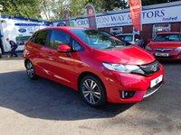 USED 2016 16 HONDA JAZZ 1.3 I-VTEC EX NAVI 5d 101 BHP 0%  FINANCE AVAILABLE ON THIS CAR PLEASE CALL 01204 317705