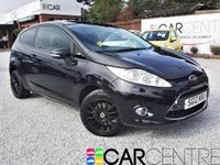 2012 FORD FIESTA 1.2 EDGE 3d 59 BHP £3495.00
